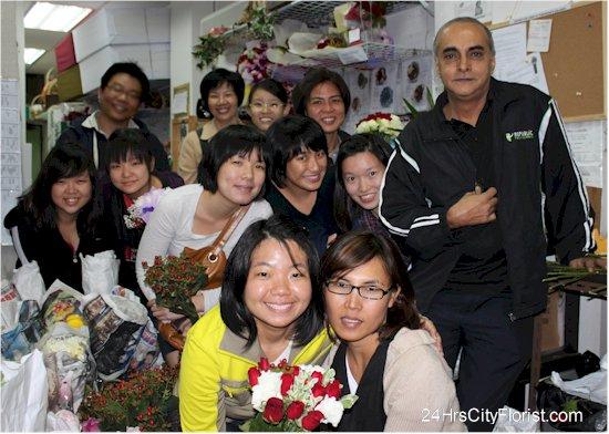 Valentine Team
